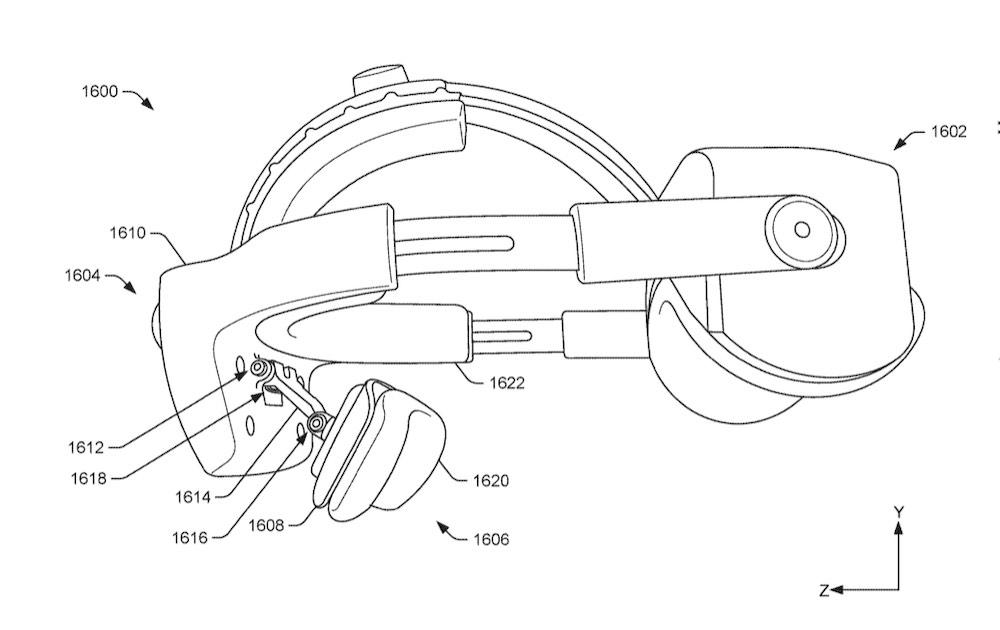 Valve Index VR头显新专利曝光,或将采用无线设计并新增眼动追踪功能