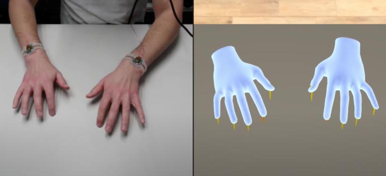 TapID腕带通过骨骼传导提供更佳VR输入体验