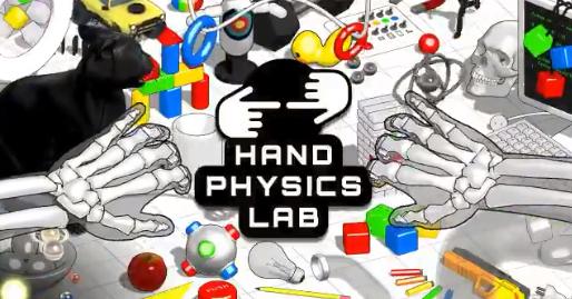 VR游戏《Hand Physics Lab》将登陆Quest