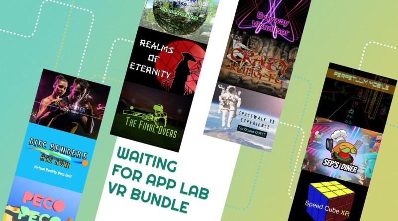 专访丨6天收入近10万,首款App Lab VR游戏捆绑包是如何制作出来的?
