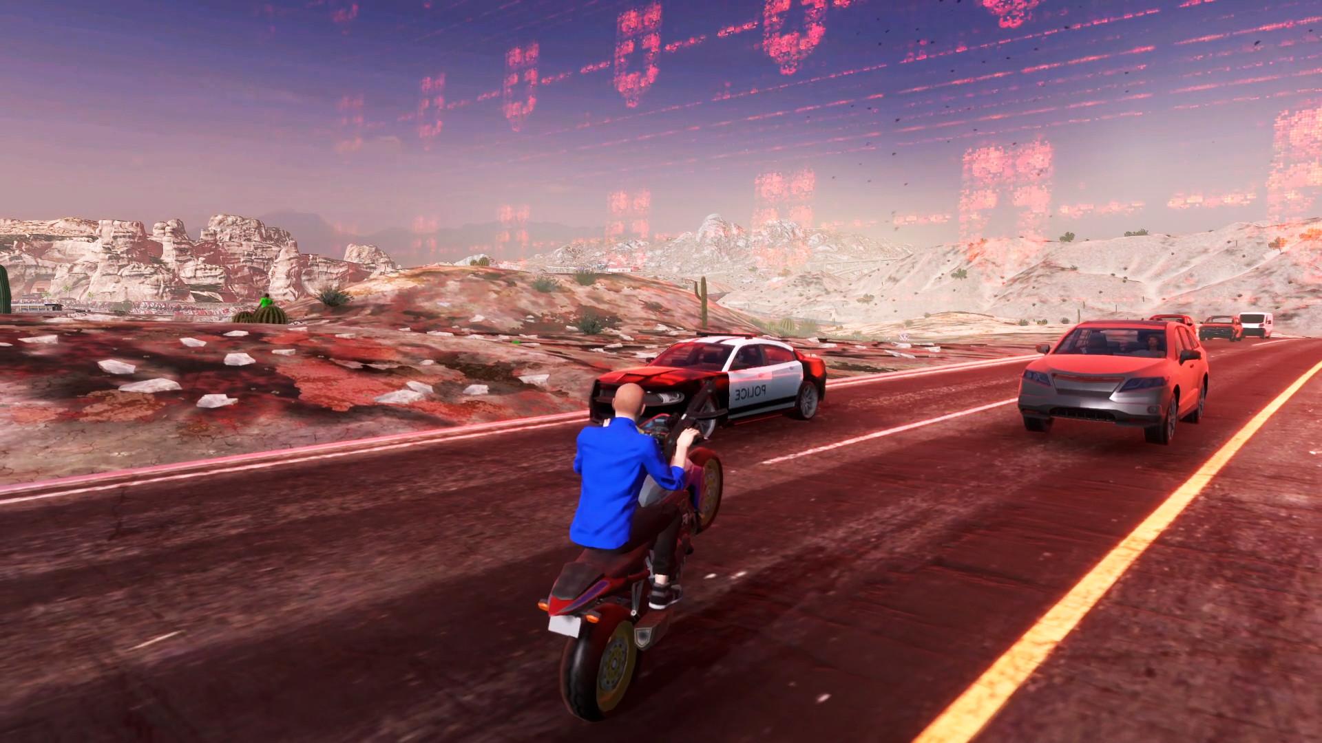 """都市""""大逃杀"""" VR游戏《GangV Civil Battle Royale》将于今年上线"""