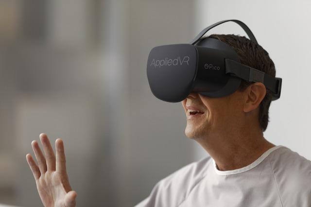 VR医疗创企AppliedVR宣布完成2900万美元A轮融资
