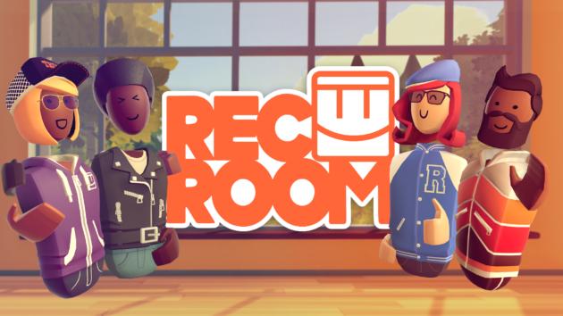 VR社交游戏《Rec Room》完成1亿美元融资,用户数破1500万