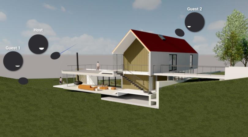 AEC VR设计应用《SENTIO VR》上线Oculus App Lab