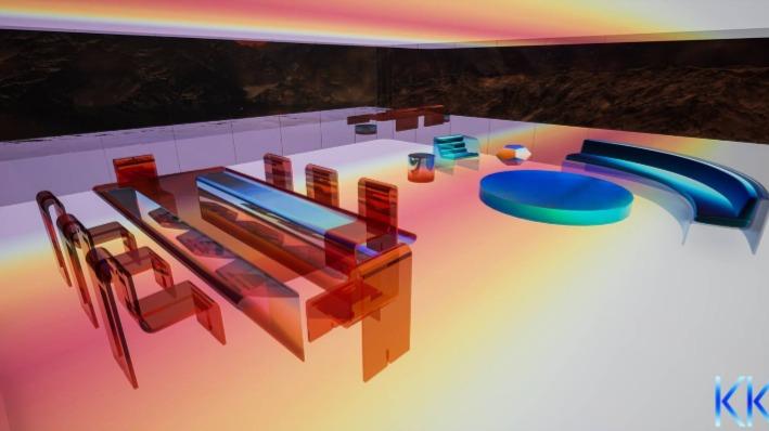 虚拟房屋Mars House以超50万美元价格在NFT市场出售