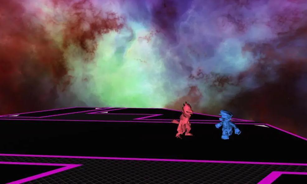 专为VR游戏打造的电竞直播应用,《Hyperplane》即将上线
