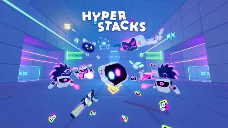 """从《Hyperstacks》看解谜元素是VR游戏""""新浪潮""""吗?丨游戏测评"""