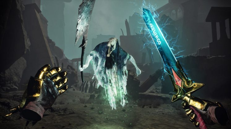 VR游戏《战锤西格玛时代:暴风雨》最新预告片曝光