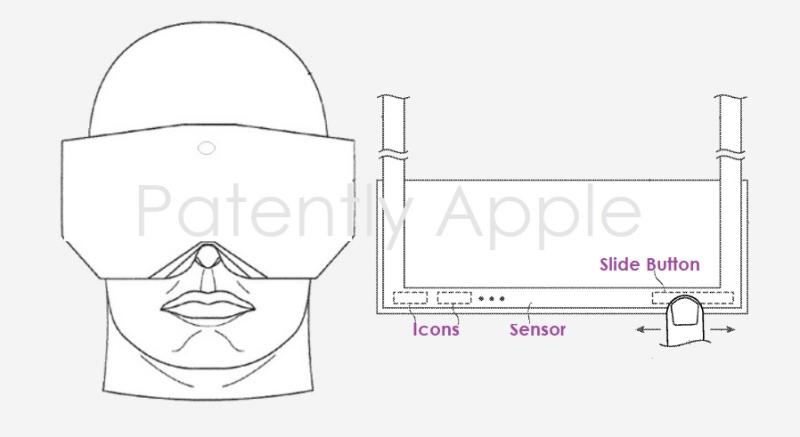 苹果新专利:未来MR头显可通过触摸及手势进行控制