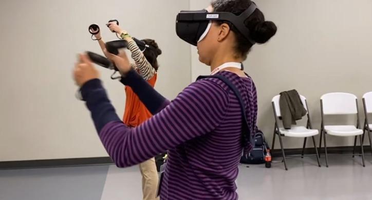 美国德州大学采用Transfr VR培训方案帮助学生进行职业规划