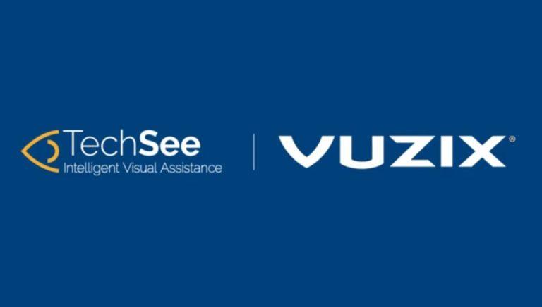 AR硬件提供商Vuzix宣布与TechSee合作,为技术人员提供AR远程协助