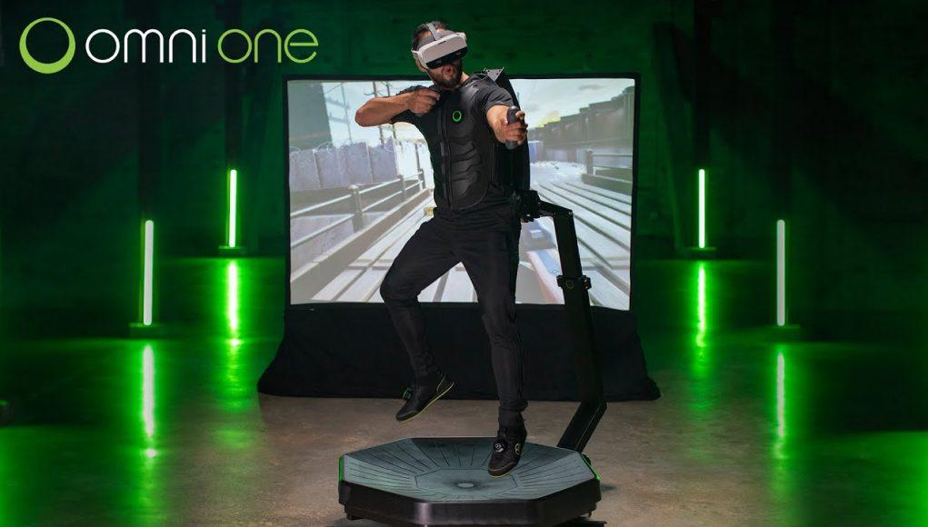 Virtuix Omni VR跑步机众筹结束,募集近1500万美元资金