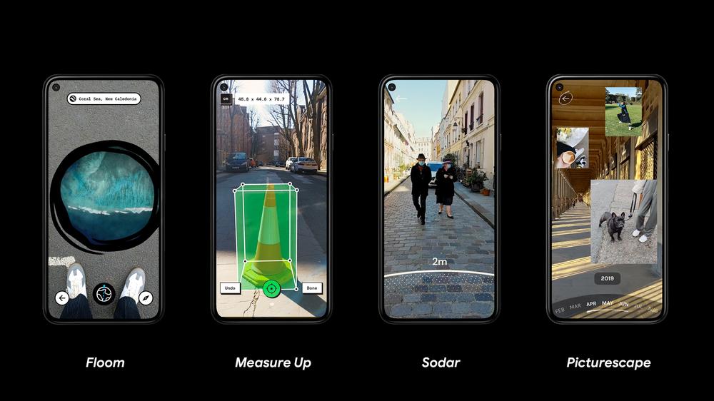用手机打开AR世界的传送门?谷歌基于WebXR的应用发布