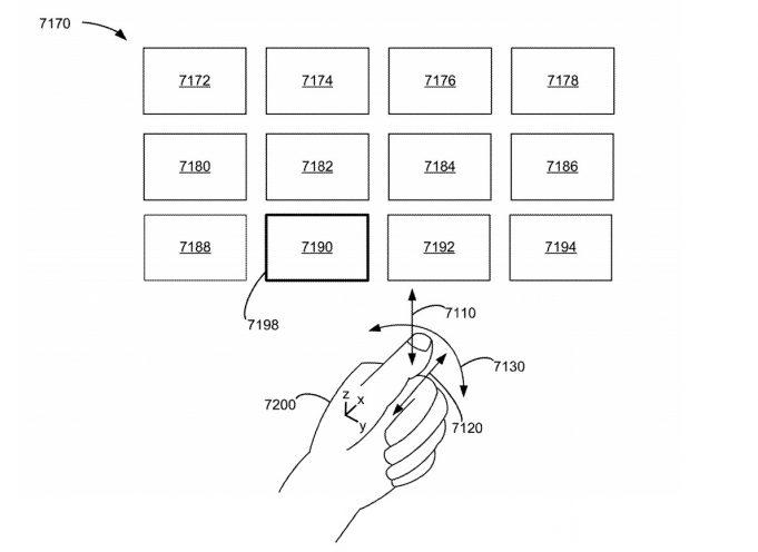 """苹果新专利:采用""""微型手势""""操作XR设备,通过触觉反馈头戴式设备引导用户注意力"""