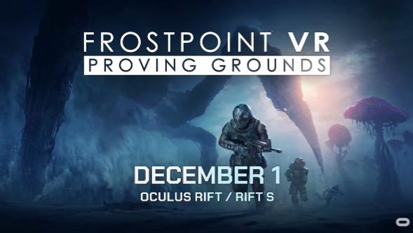 发售不足5个月,多人VR射击游戏《Frostpoint VR》5月9日停服