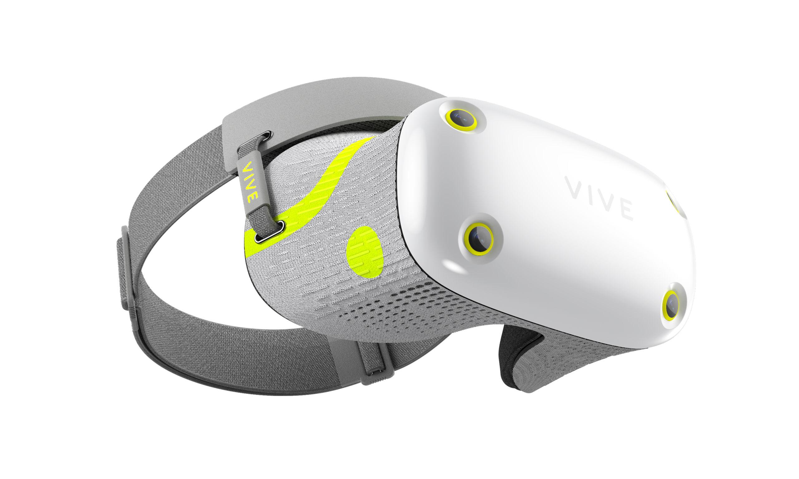 HTC澄清:被曝的新款头显系概念产品