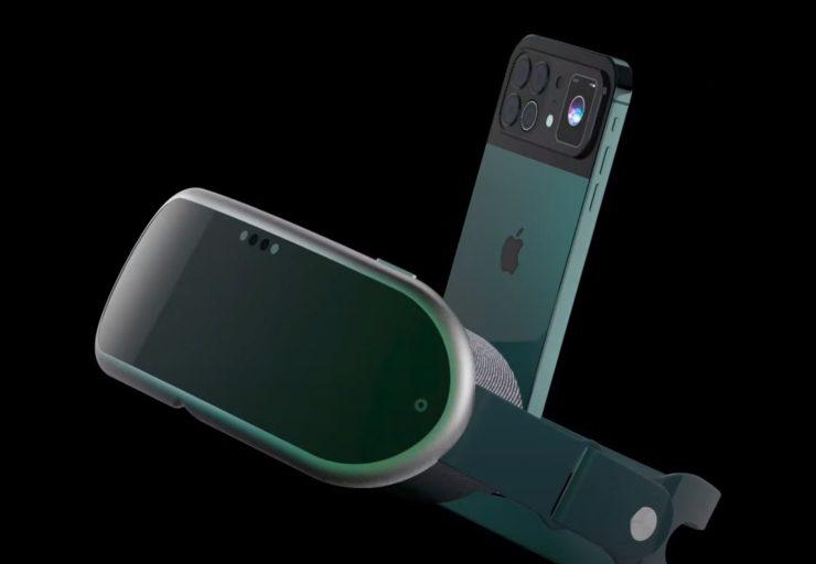 外媒:苹果AR/VR眼镜和iPhone 13概念视频曝光,2022年发布