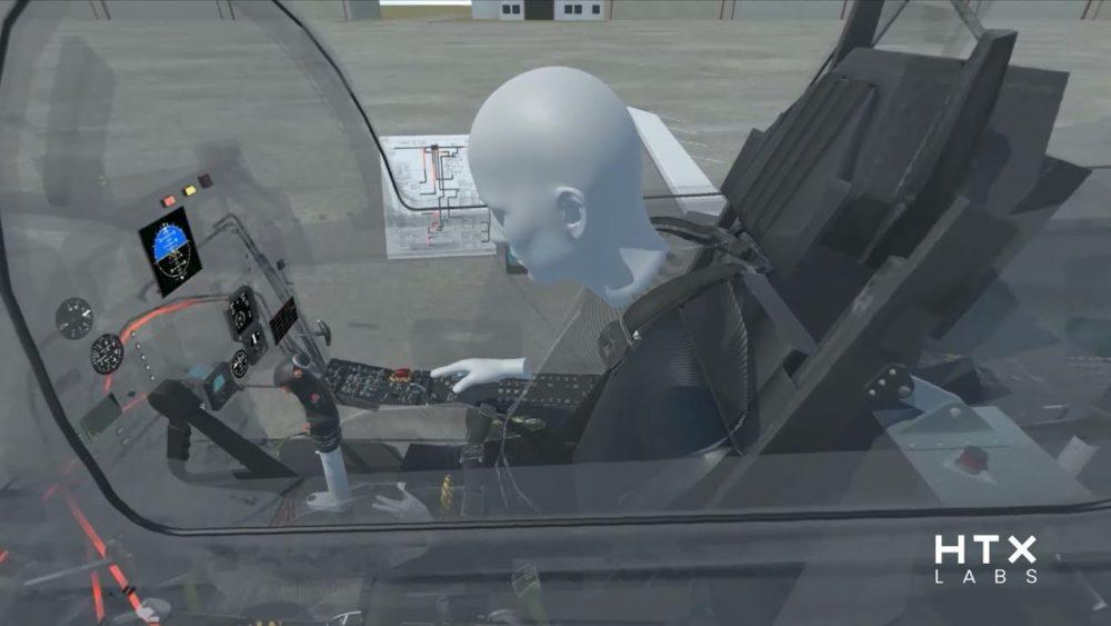 沉浸式培训创企HTX Labs获美国空军SBIR新合同,将利用VR培训空勤人员