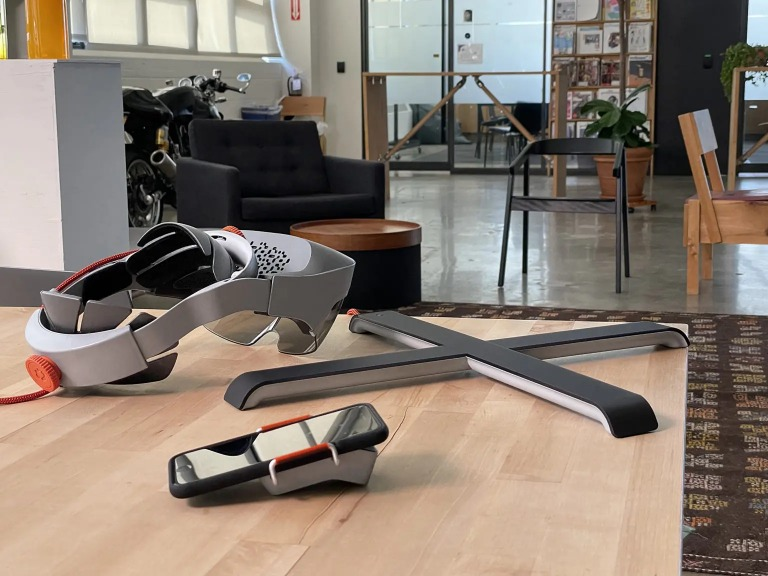 AR创企Campfire基于Meta资产打造AR眼镜,获超800万美元融资