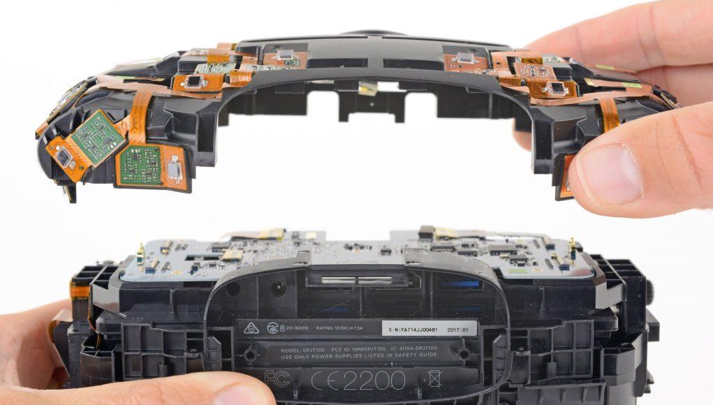 HTC与维修网站iFixit合作,为旧款Vive头显提供零件和DIY维修指南