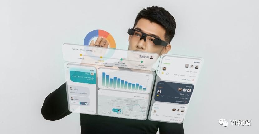 实验项目到必备工具,亮亮视野如何实现AR眼镜B端商业化落地