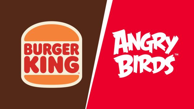 汉堡王为其营销引入全新AR版《愤怒的小鸟》