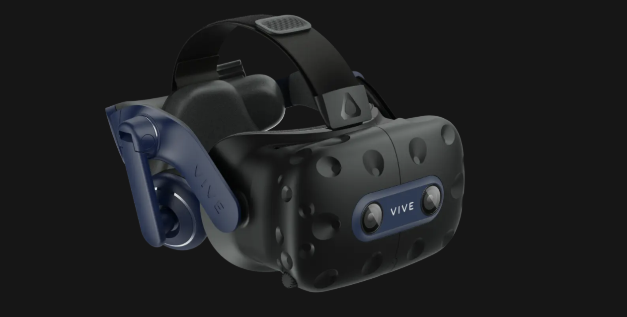 HTC发布Vive Pro 2,5K分辨率120Hz刷新、120° FOV,售价799美元起