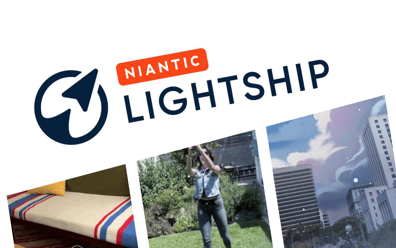 Niantic开放私人测试版AR云平台—Lightship