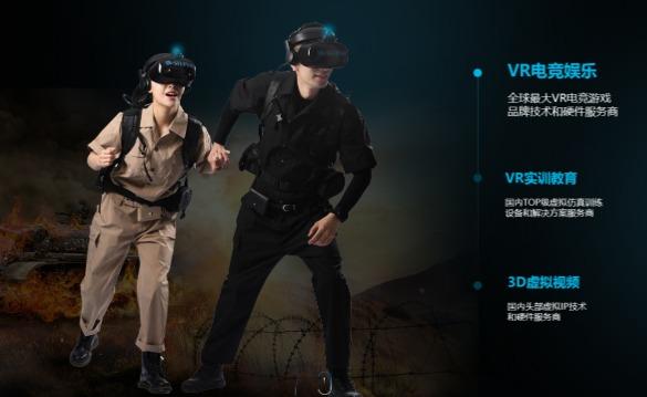 VR技术服务商STEPVR宣布连续获得A+轮、B轮共计近亿元融资