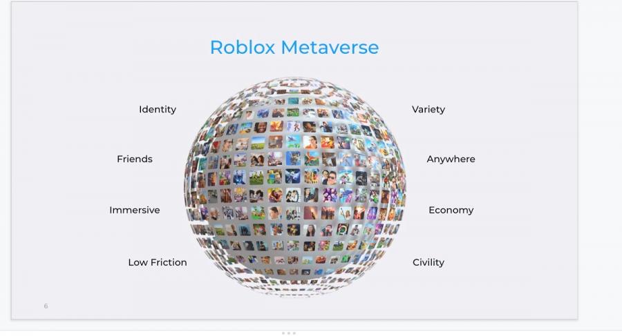 推动中国Metaverse发展,Roblox全国创作大赛开始报名