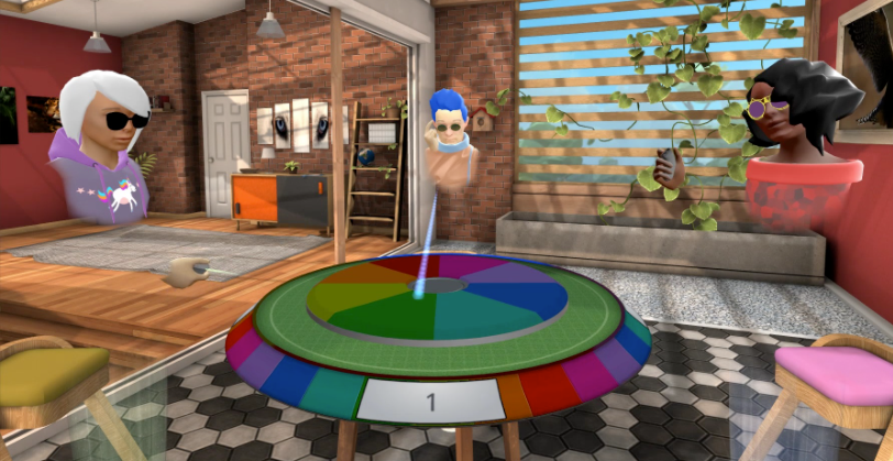 Facebook正在研发Quest的VR社交家庭环境体验