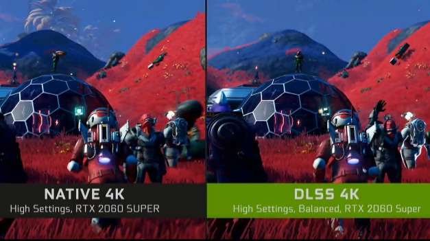 英伟达首次为VR游戏提供DLSS支持
