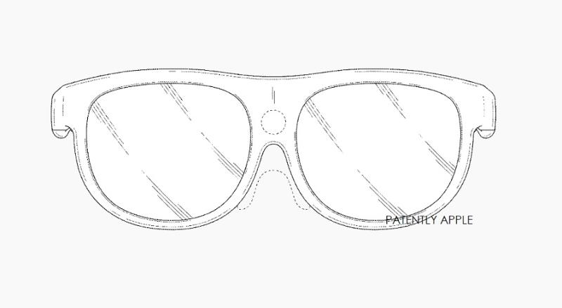 三星新AR眼镜设计专利曝光,形似普通眼镜