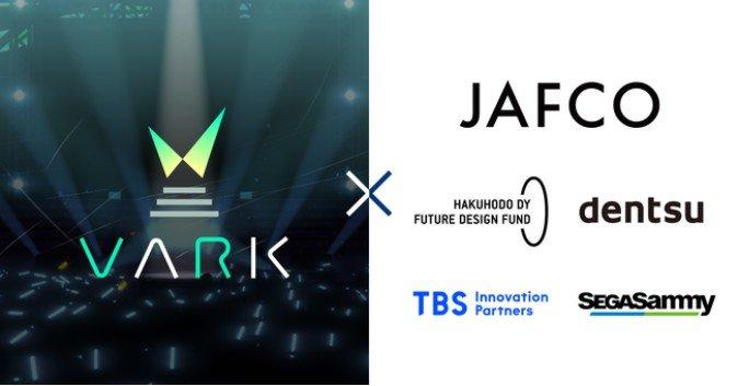 VR直播平台VARK获得6亿日元融资