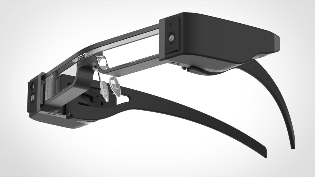 爱普生与诠视科技Xvisio合作推出轻量化6DOF AR眼镜