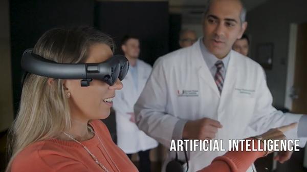 AR实时视觉诊断公司Heru获得3000万美元融资