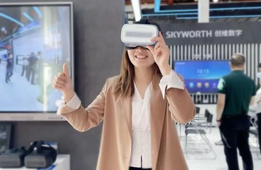 创维发布首款搭载高通芯片的千元VR一体机--S802 4K