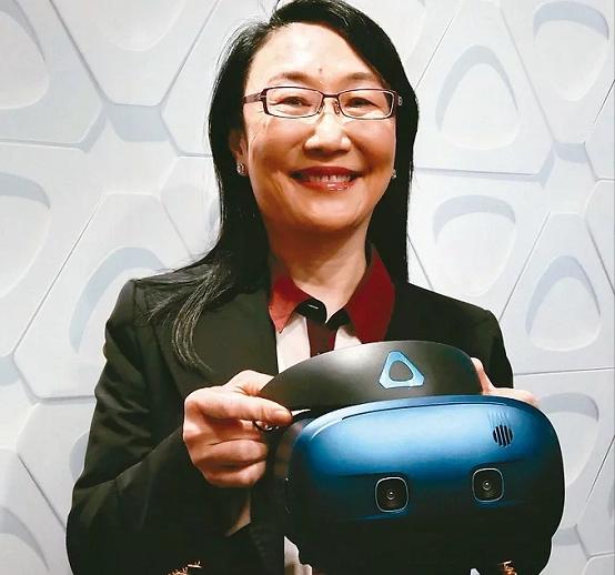 HTC调整组织架构,CEO王雪红:5G时代HTC将加速串联AR、VR、AI及区块链