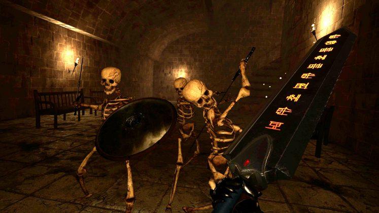 PC VR迷宫探索游戏《Legendary Tales》开始内测