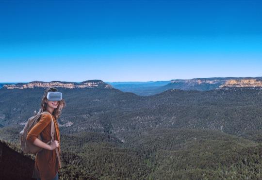 创维发布S802 4K实现VR旅云旅行