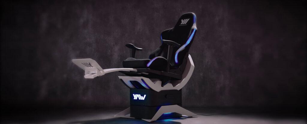 Yaw2运动模拟器获超200万美元众筹资金