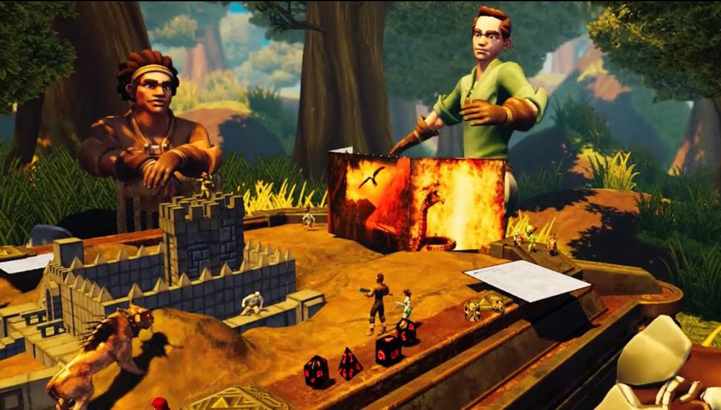 VR桌游平台Dungeon Full Dive以28.5万美元完成众筹