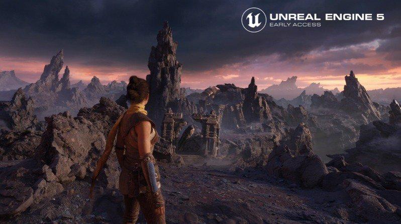 虚幻引擎5 EA版来了:它将如何改变游戏开发过程?