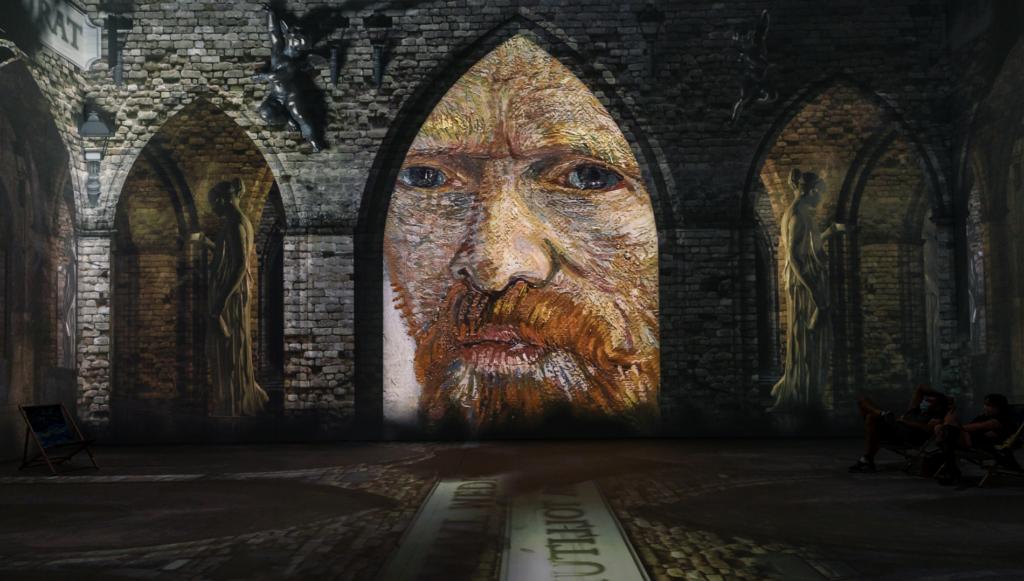360°梵高作品展览现已在奥林匹亚剧院开启