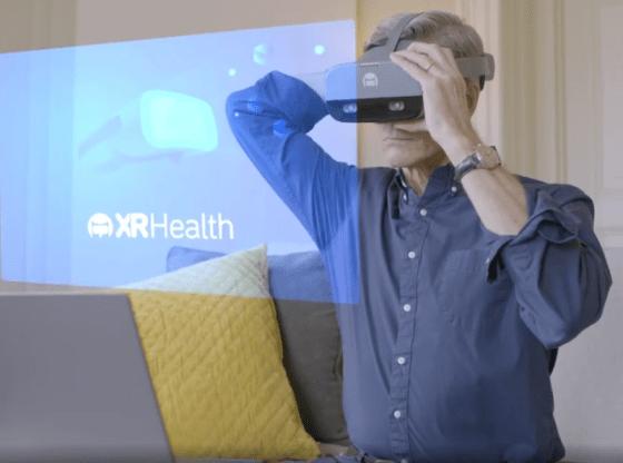 VR/AR远程医疗提供商XRHealth获900万美元融资