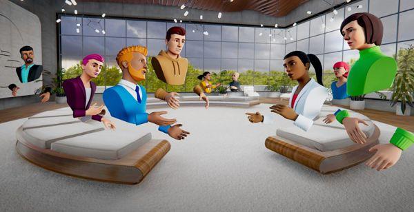 VR远程协作平台Glue开始支持Office 365等第三方应用