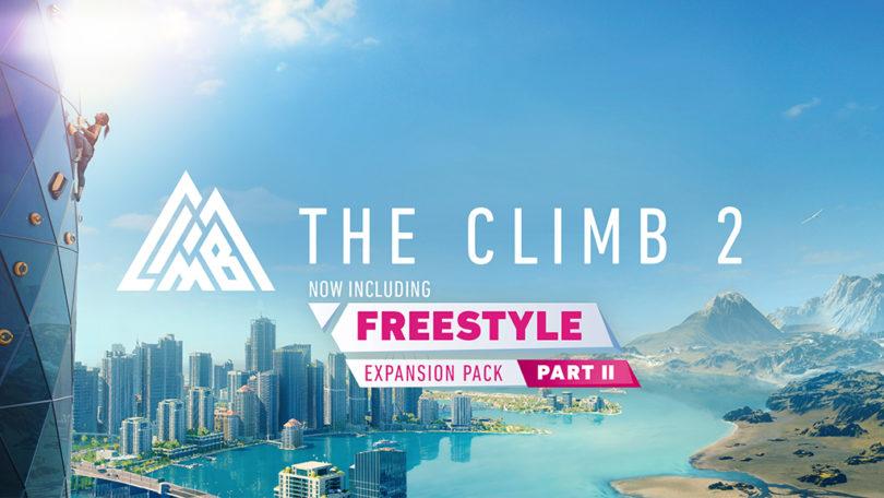 VR攀岩游戏《The Climb 2》发布新扩展包内容,难度升级