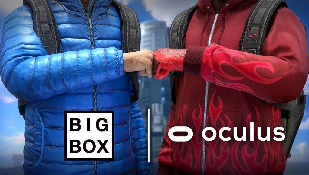 Facebook收购VR游戏开发商BigBox,代表作《Population:One》
