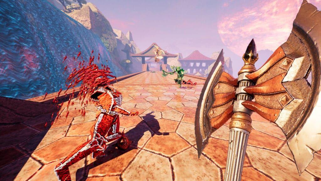 射击游戏《Amid Evil》计划推出VR版本