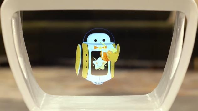 人工智能公司Sidekicks宣布在Kickstarter众筹平台推出全息AI助手